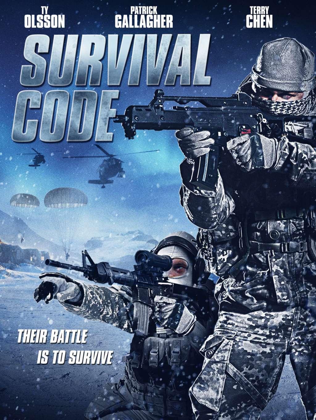 Survival Code kapak