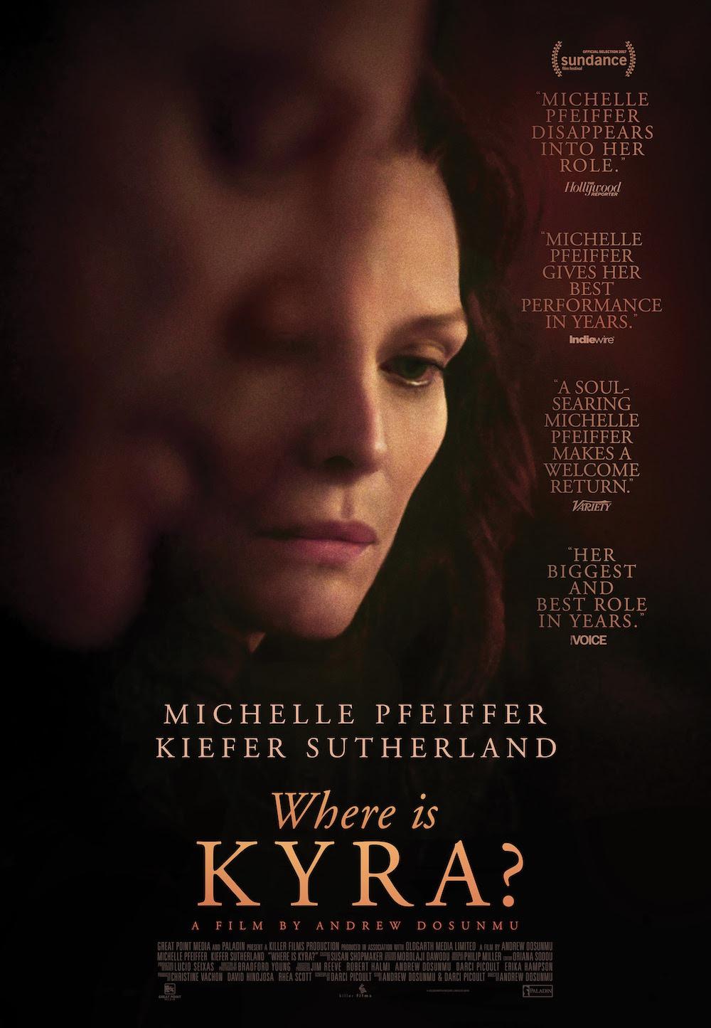 Where Is Kyra? kapak
