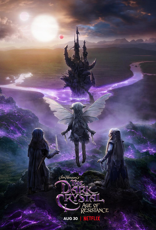 The Dark Crystal: Age of Resistance kapak