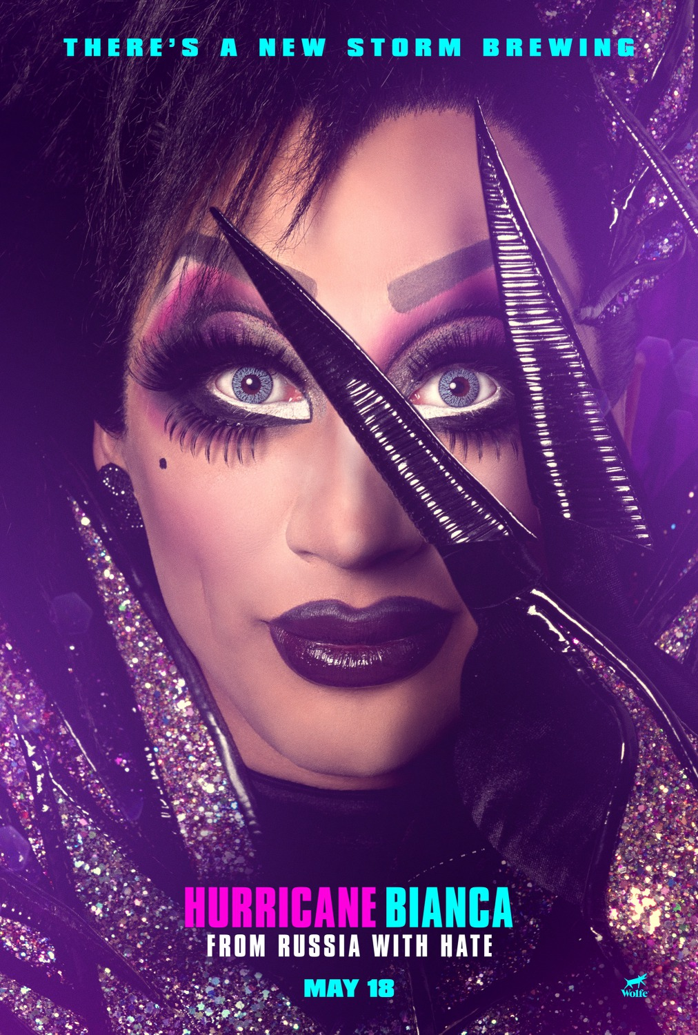 Hurricane Bianca: From Russia with Hate kapak
