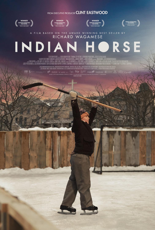 Indian Horse kapak