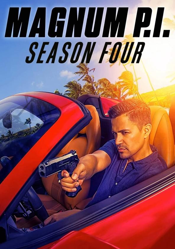 Magnum P.I. kapak