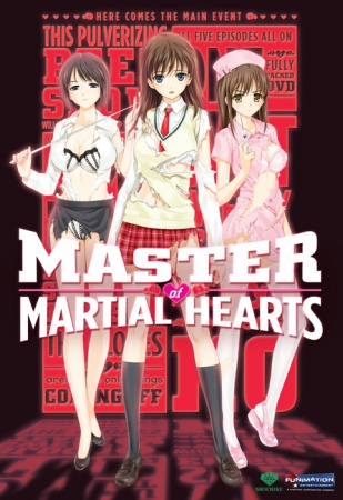 Master of Martial Hearts kapak
