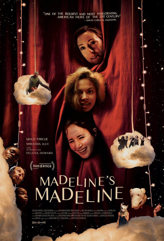 Madeline's Madeline kapak