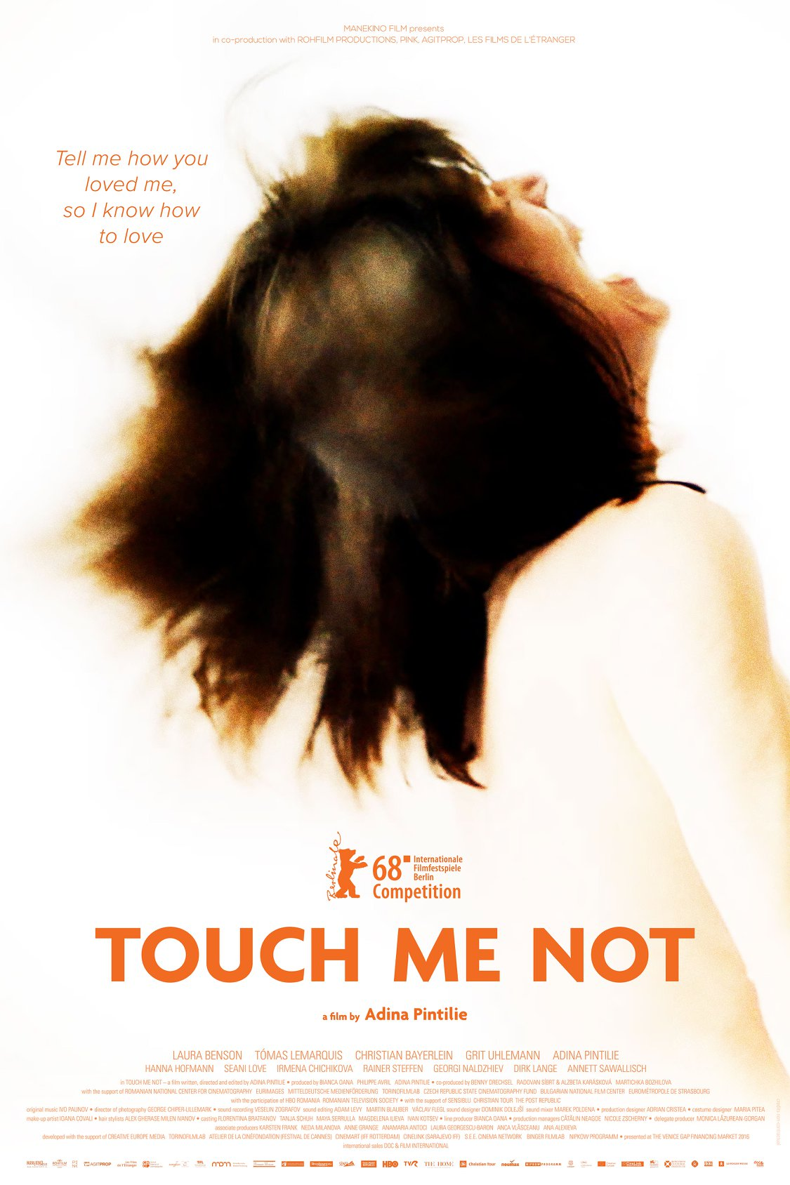 Touch Me Not kapak