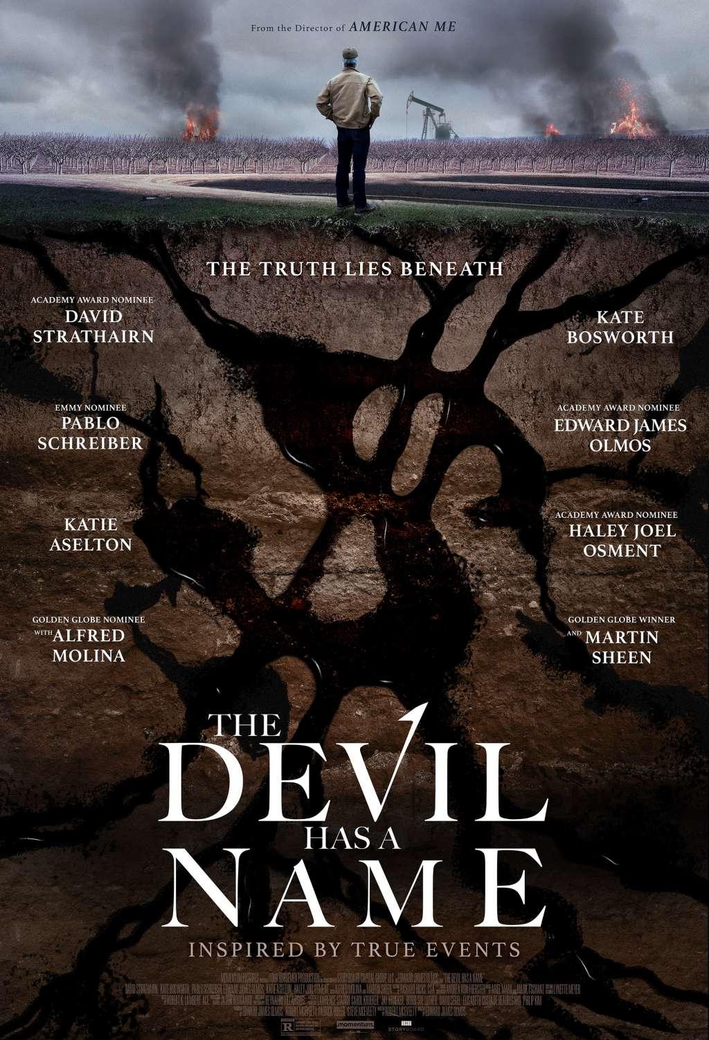 The Devil Has a Name kapak