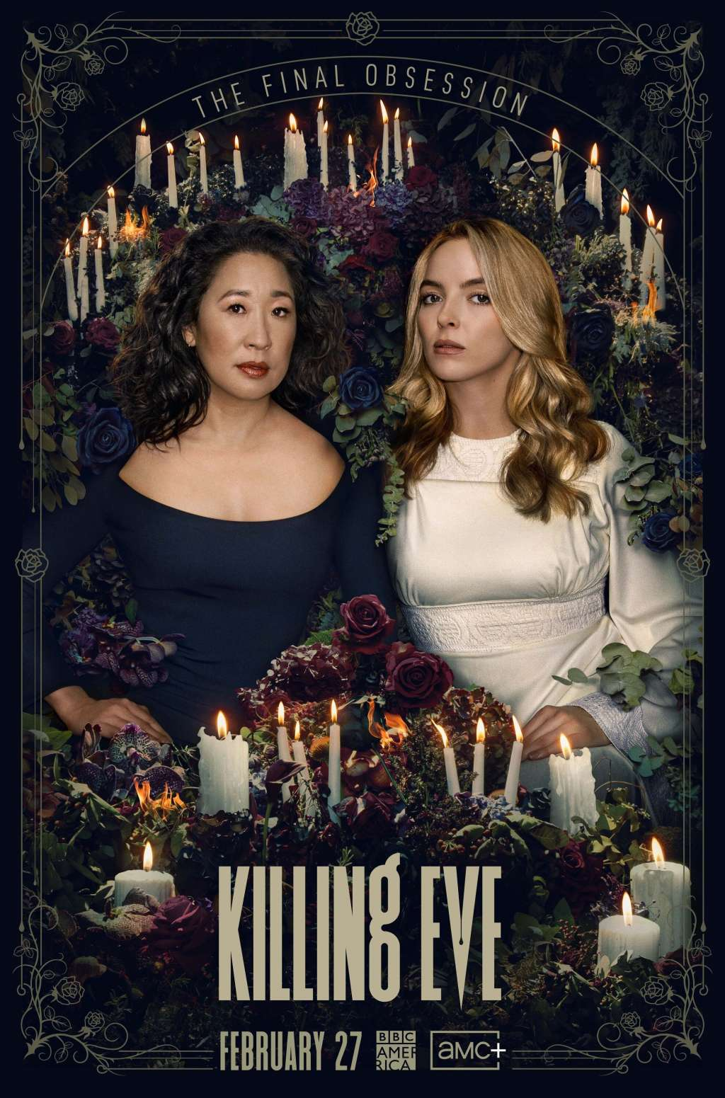 Killing Eve kapak