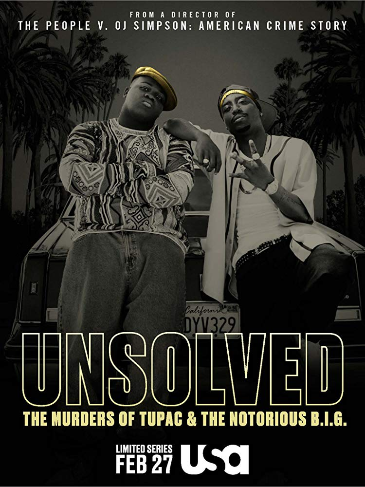 Unsolved: The Murders of Tupac and the Notorious B.I.G. kapak