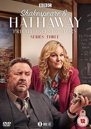 Shakespeare & Hathaway: Private Investigators kapak