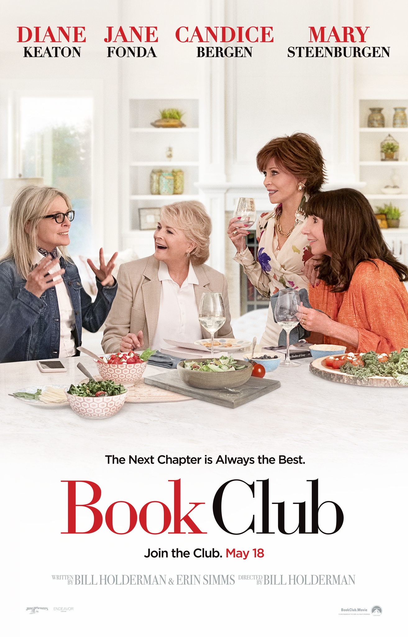 Book Club kapak