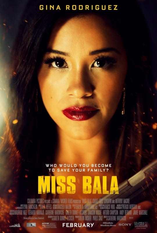 Miss Bala kapak