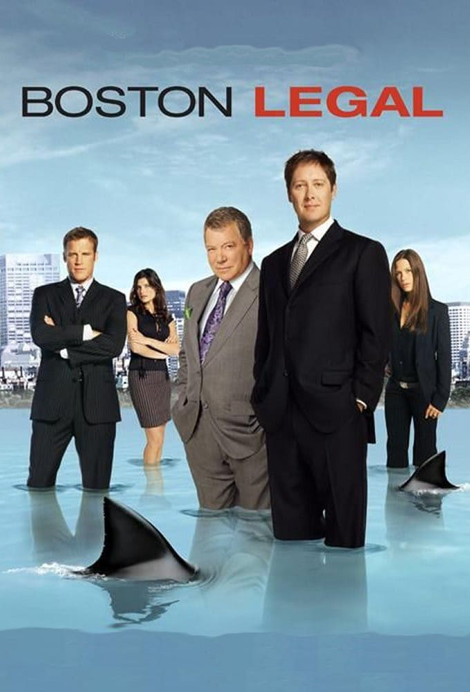 Boston Legal kapak
