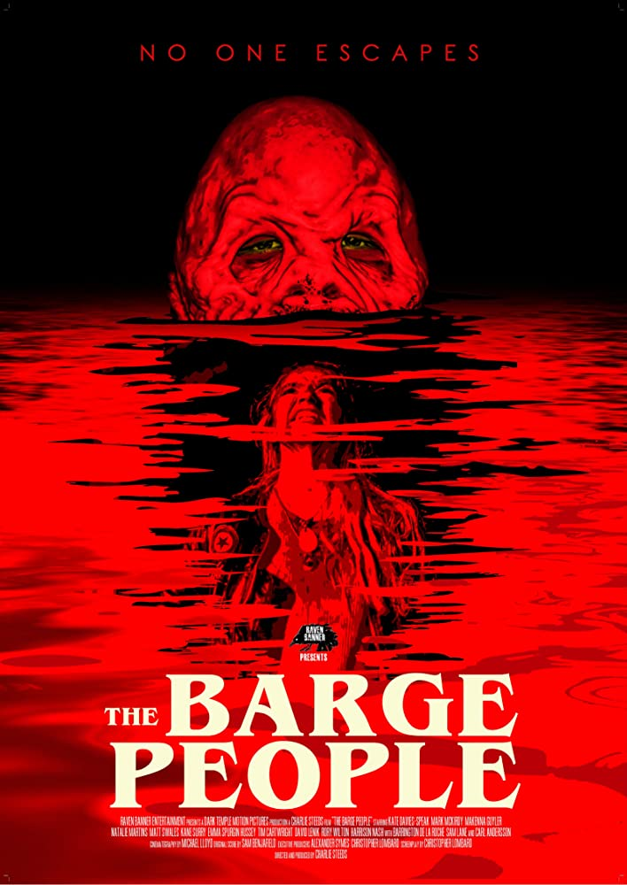 The Barge People kapak