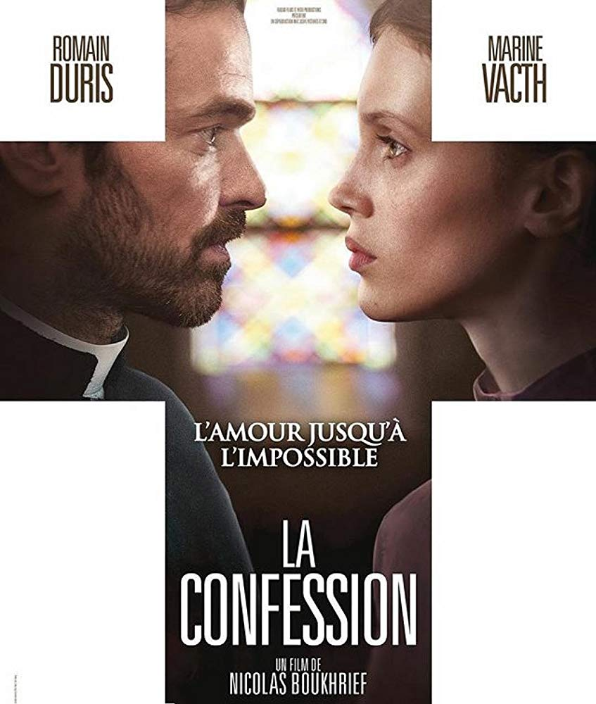 The Confession kapak