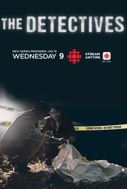 The Detectives kapak