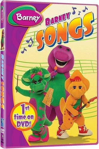 Barney & Friends kapak