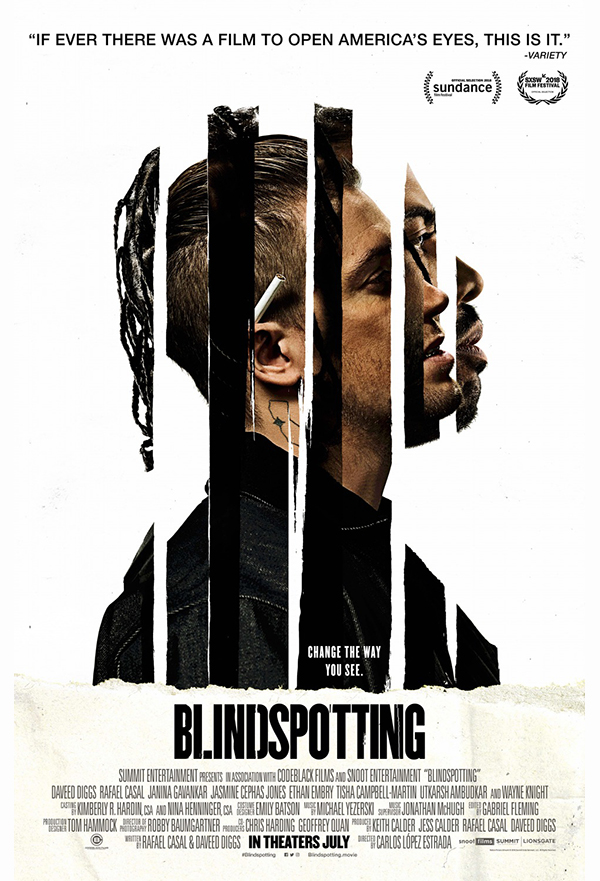 Blindspotting kapak