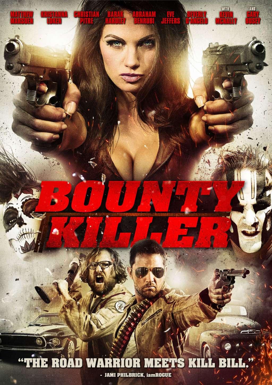 Bounty Killer kapak