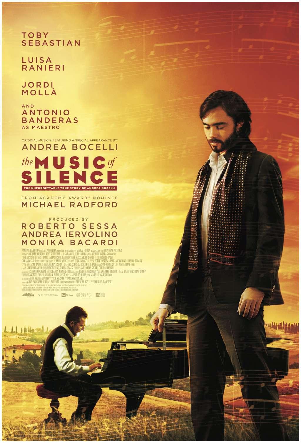 The Music of Silence kapak