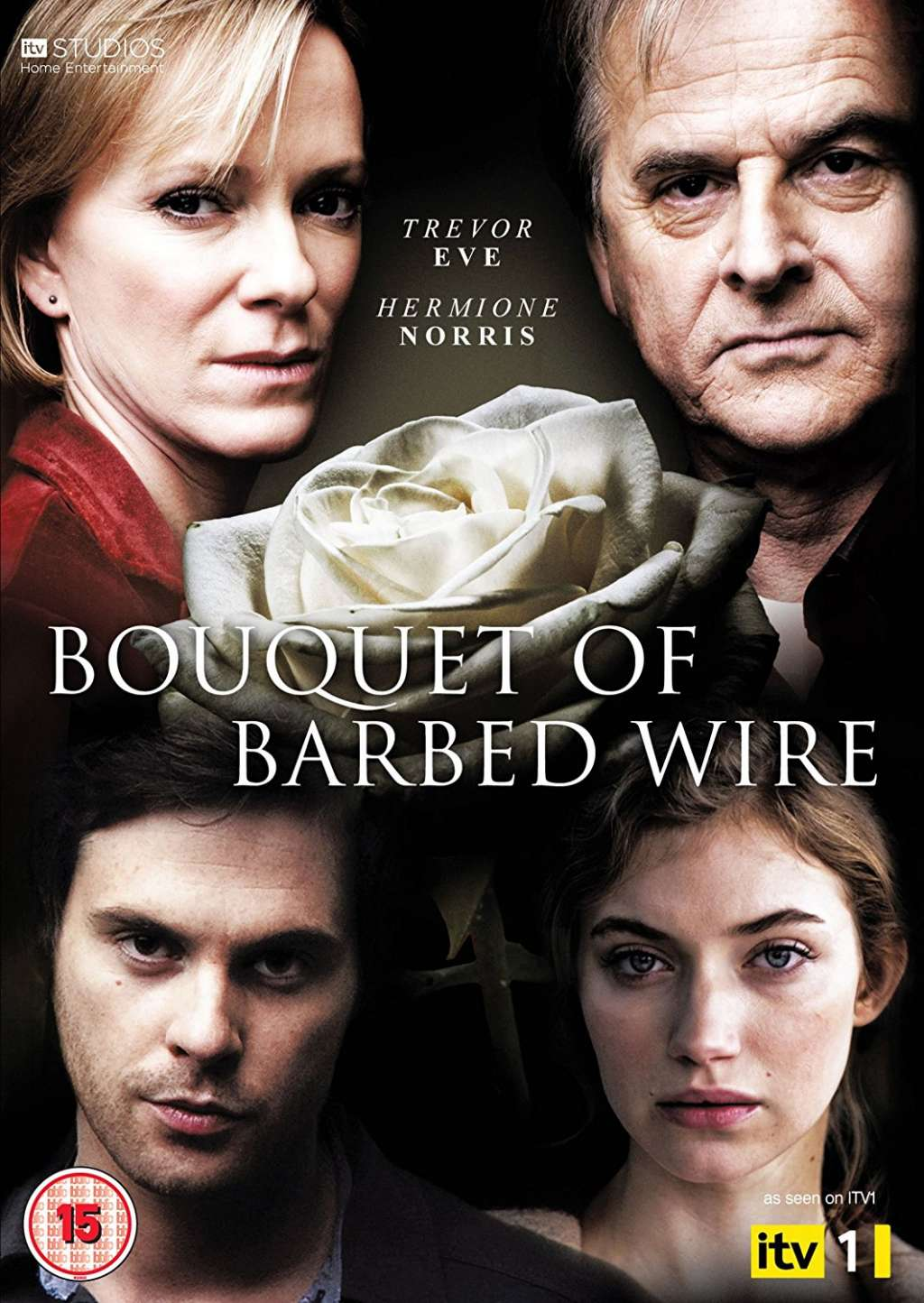 Bouquet of Barbed Wire kapak