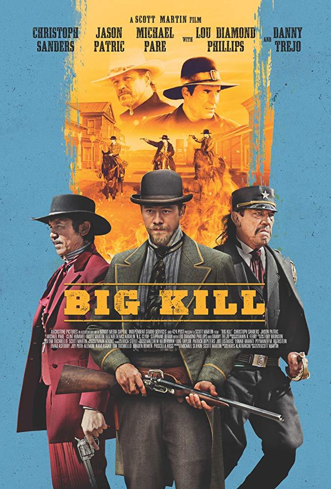 Big Kill kapak