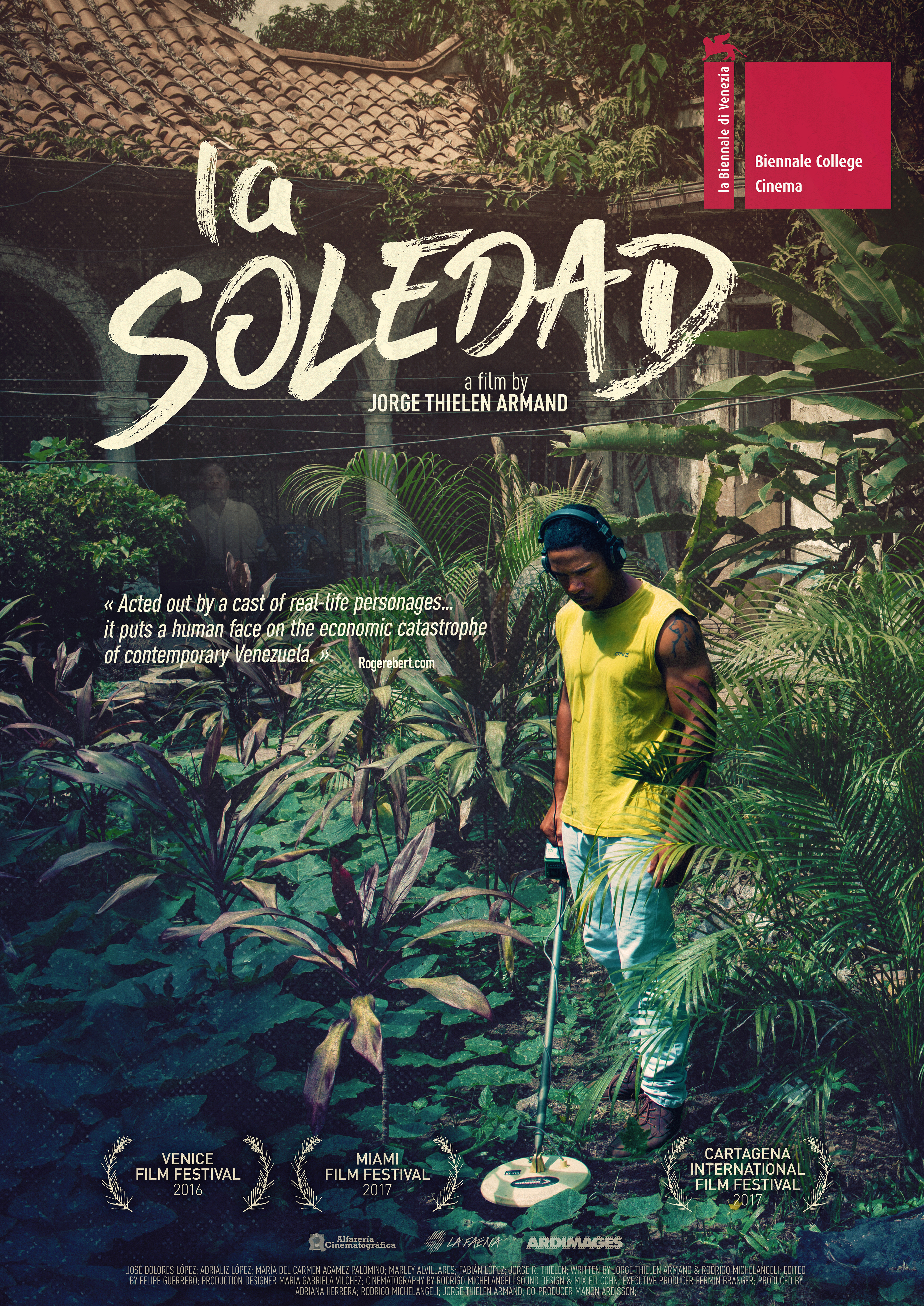 La Soledad kapak