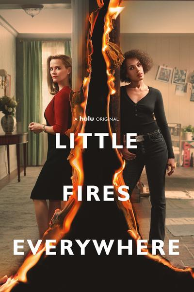 Little Fires Everywhere kapak