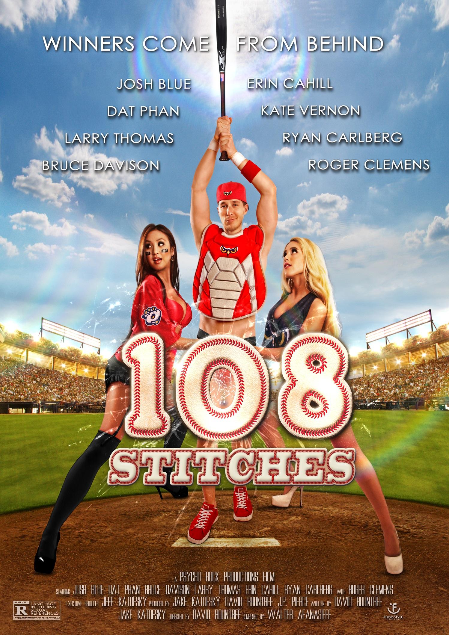 108 Stitches kapak