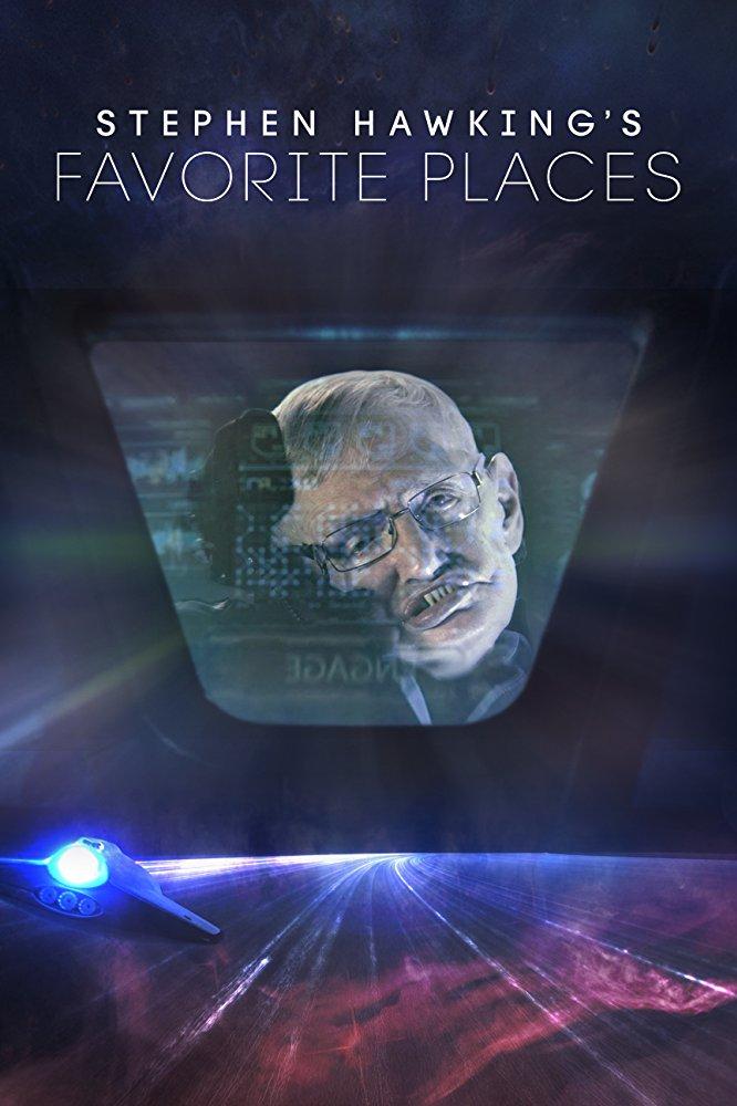 Stephen Hawking's Favorite Places kapak