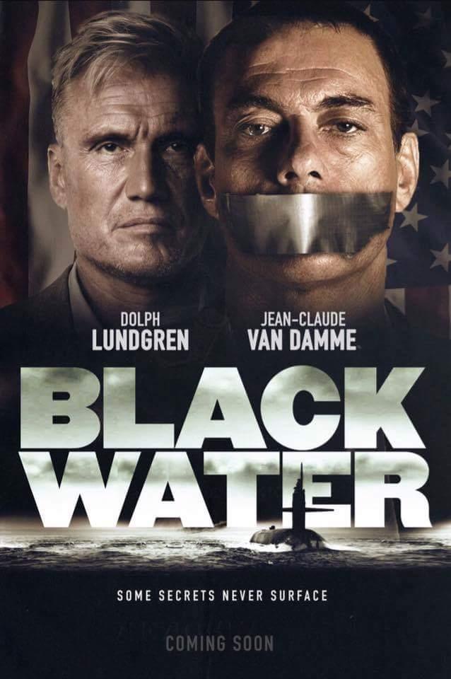 Black Water kapak