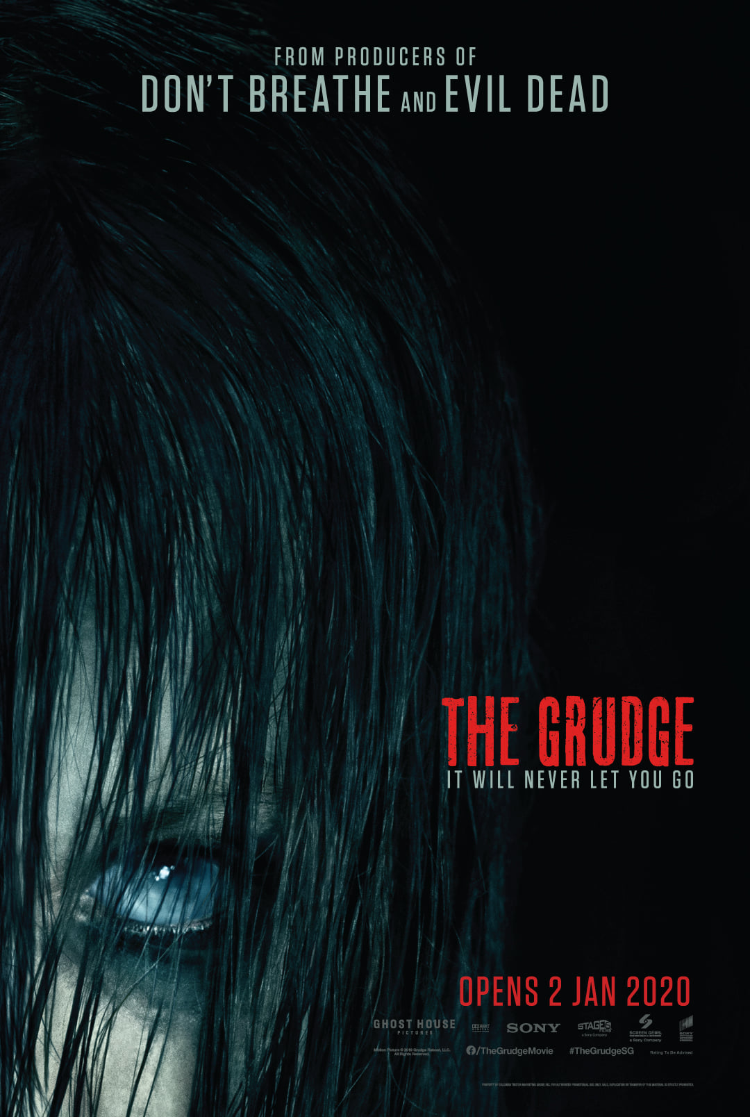 The Grudge kapak