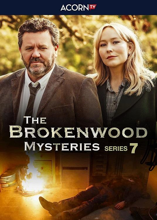 The Brokenwood Mysteries kapak