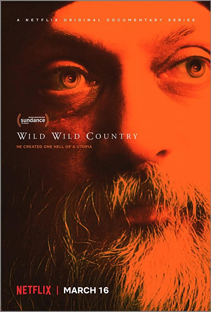 Wild Wild Country kapak