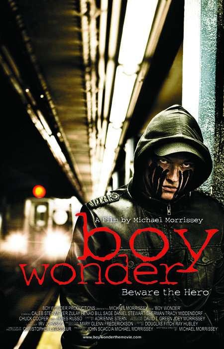 Boy Wonder kapak