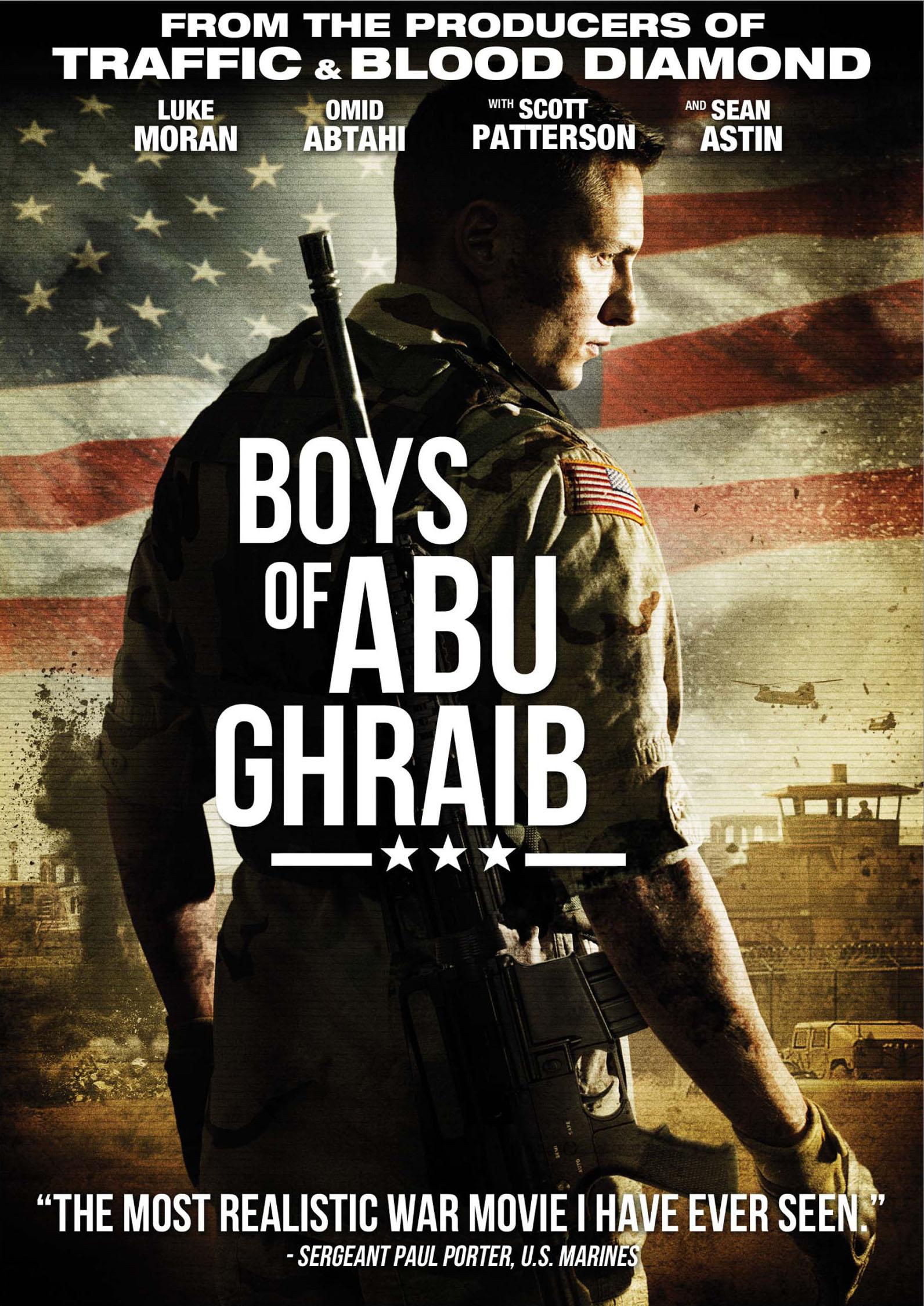 Boys of Abu Ghraib kapak