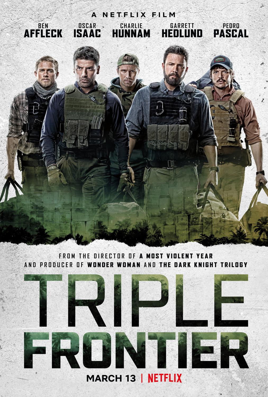 Triple Frontier kapak