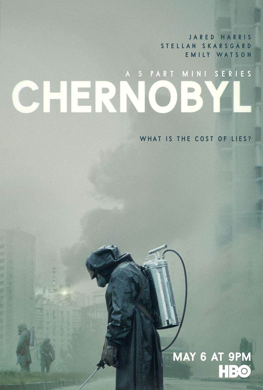 Chernobyl kapak