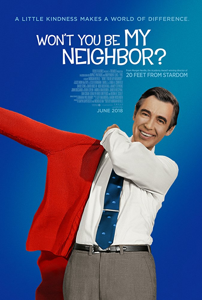 Won't You Be My Neighbor? kapak