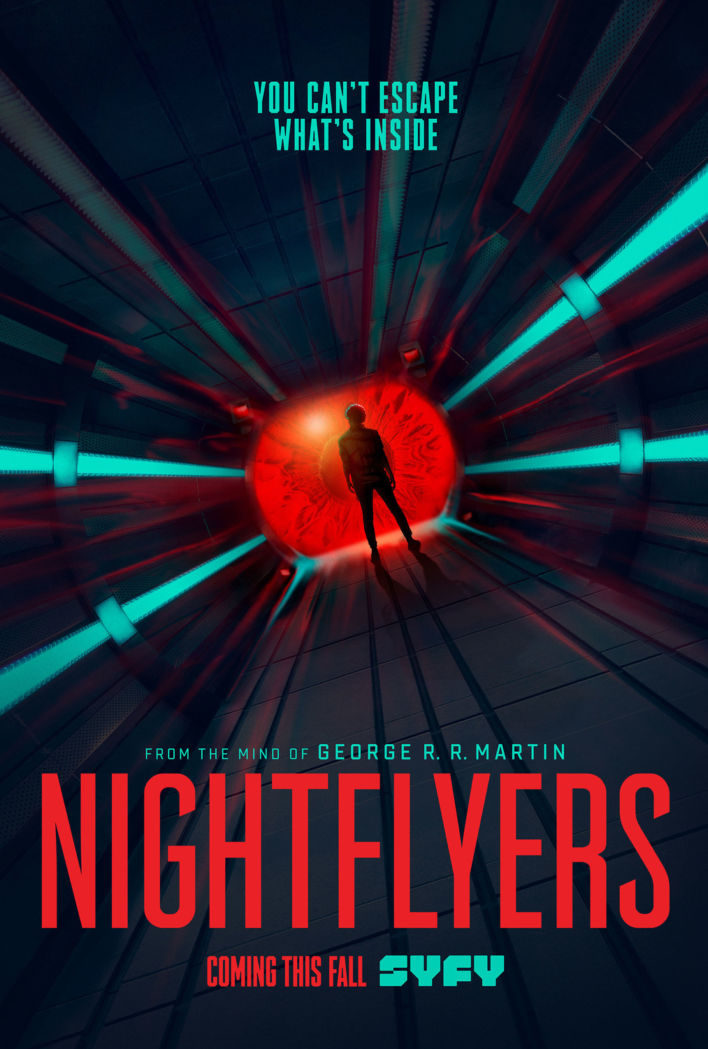 Nightflyers kapak
