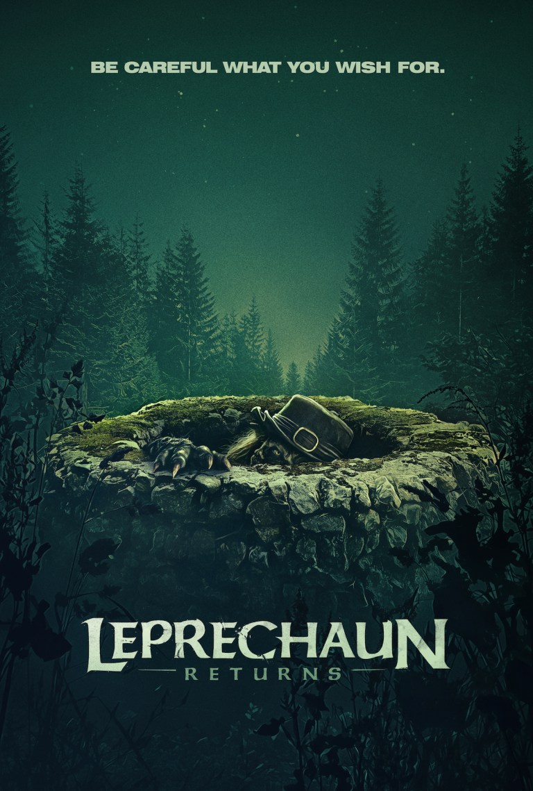 Leprechaun Returns kapak