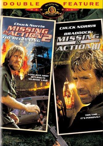 Braddock: Missing in Action III kapak