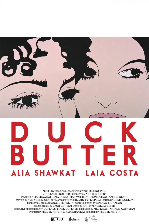 Duck Butter kapak