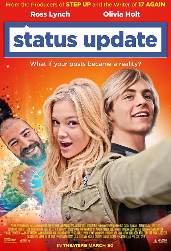 Status Update kapak