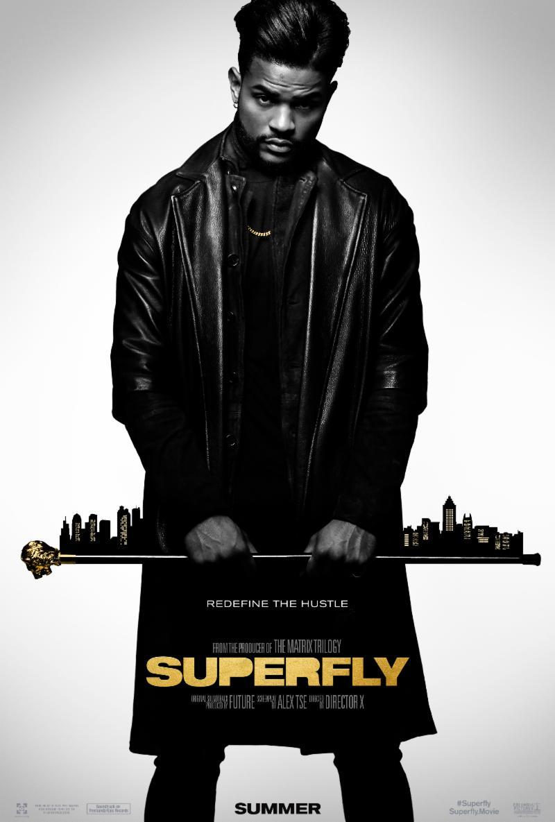 SuperFly kapak
