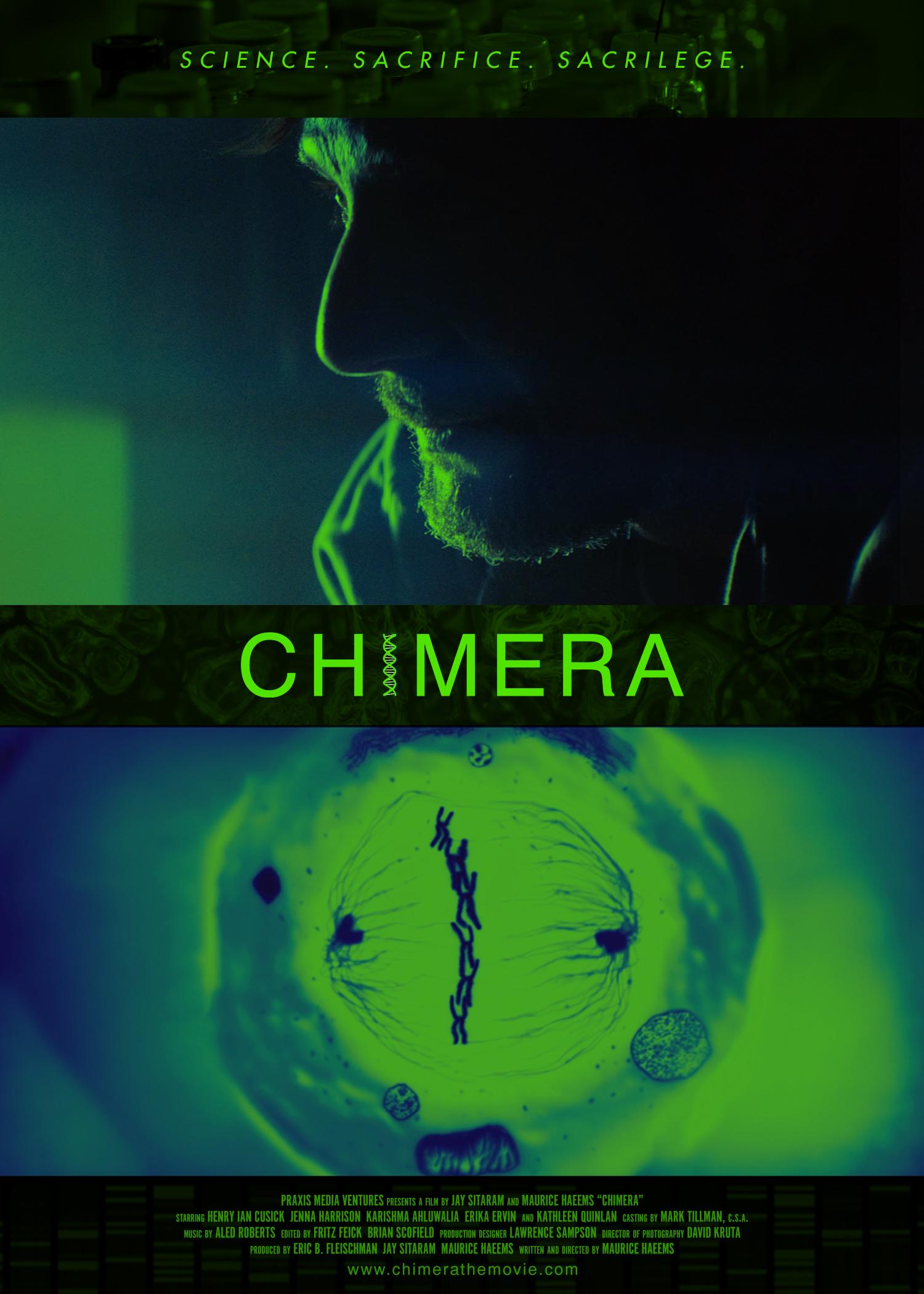 Chimera Strain kapak