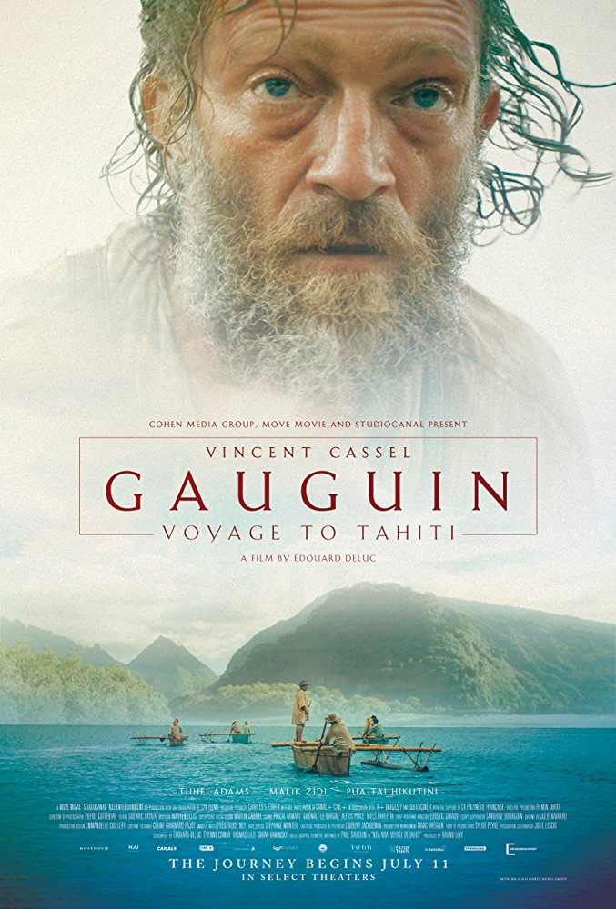 Gauguin: Voyage to Tahiti kapak