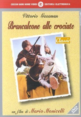 Brancaleone alle Crociate kapak