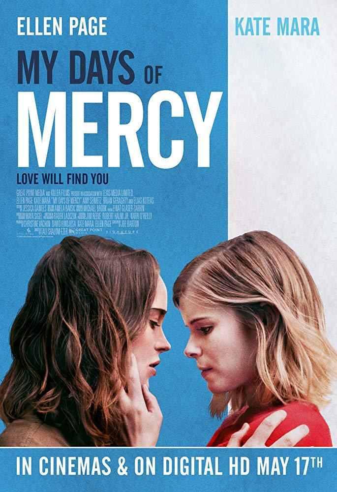 My Days of Mercy kapak