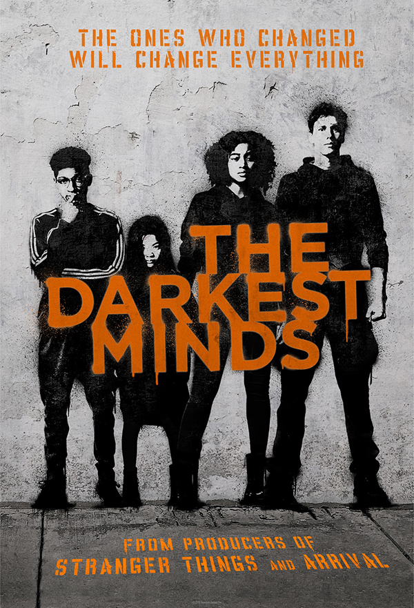 The Darkest Minds kapak