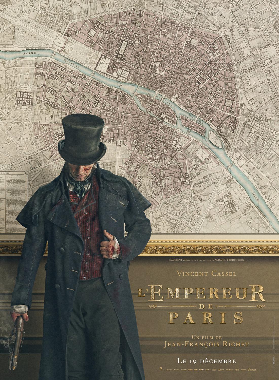 The Emperor of Paris kapak